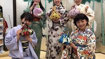 Furoshiki Wrapping Class in Sapporo, Sapporo, Cultural Tours