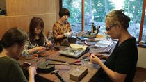 Silver Accessory Handcraft Workshop in Kanagawa, Tokyo, Craft Classes
