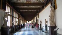 2-Hour Guided Tour of Uffizi Gallery from Pisa, Pisa, Museum Tickets & Passes