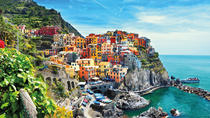Cinque Terre Full Day Tour from Montecatini