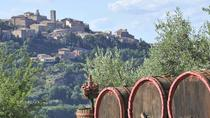 Enogastronomic Grand Tour of Montalcino Pienza and Montepulciano from San Gimignano, San Gimignano, ...