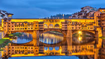 Evening Tour of Florence with Visit to Piazzale Michelangelo and Dinner, Florence, Vespa, Scooter & ...