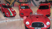 Ferrari Museum Tour with Lunch and Wine Tasting from San Gimignano, San Gimignano, Cultural Tours