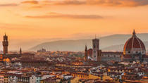 Florence and Fiesole Tour with Optional Visit to the Accademia Gallery, Florence, Rail Tours