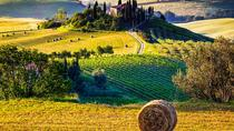 Full-Day Fiat 500 Tour along Val d'Orcia Roads from San Gimignano, San Gimignano, Cultural Tours
