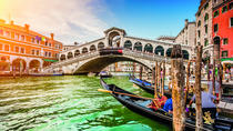 Full day tour to Venice with Gondola Ride