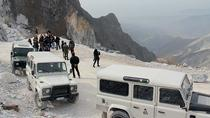 Tour of the Carrara Marble Quarries and Pisa from Lucca, Lucca, 4WD, ATV & Off-Road Tours