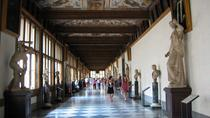 Uffizi Gallery Monolingual Tour from Lucca, Florence, Half-day Tours
