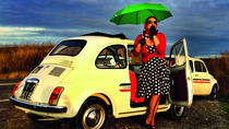 Vintage Fiat 500 Panoramic Tour of Florence from Lucca, Lucca, Day Trips