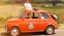 Vintage Fiat 500 Panoramic Tour of Florence from Pisa, Pisa, City Tours