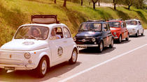 Vintage Fiat Tour along Val d'Orcia Roads with Picnic Lunch from Siena, Siena, Full-day Tours