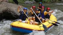 Combination Tours Package - White water Rafting and Ubud Village, Kuta, White Water Rafting