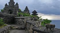 Uluwatu Temple and Jimbaran Dinner Package, Kuta, Private Sightseeing Tours