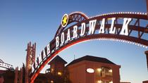 Houston City Sightseeing Tour with Round-Trip Transport to Kemah Boardwalk, Houston, Day Trips
