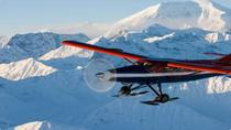 Mt McKinley Flightseeing Tour from Anchorage with Glacier Landing, Anchorage, Hiking & Camping
