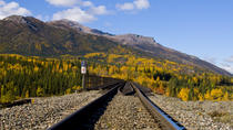 Talkeetna Backcountry Rail & Float con trasporto da Anchorage, Anchorage, White Water Rafting