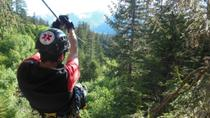 Talkeetna Zipline Adventure from Anchorage, Anchorage, Helicopter Tours
