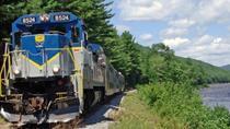 Saratoga and North Creek Scenic Train Ride, Saratoga Springs, Rail Tours