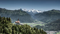 Biljett till Harder Kulm i Interlaken, Interlaken, Attraction Tickets