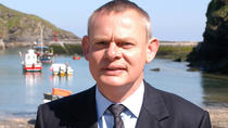 Doc Martin Tour in Port Isaac, Cornwall, Cornualles