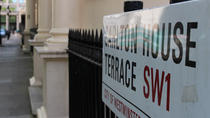 Sherlock Film Locations Tour by Mini Coach in London