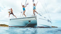 Oahu Private Charter Snorkel: All Inclusive Yacht, Oahu, Snorkeling