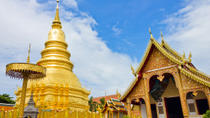 Private Tour: Lamphun Day Trip by Train from Chiang Mai, Chiang Mai, Multi-day Tours