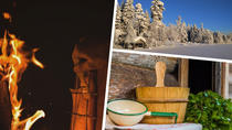Private Lappish evening in the wilderness with traditional sauna and dinner, Rovaniemi, Private ...