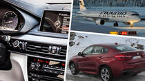Private Transfer from Rovaniemi Airport or Train station on Luxury vehicle, Rovaniemi, Private ...