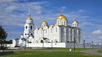 4-Day Golden Ring Tour from Moscow, Moskva