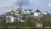 Private Tour: Sergiev Posad Day Trip and Trinity Lavra Monastery of St Sergius Tour, Moscow