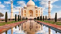 Private Taj Mahal Agra Overnight Tour from Delhi, New Delhi, Overnight Tours