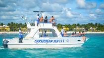 Buggies, Catamaran and Natural Pool Day Trip