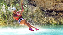 Full-Day Bavaro Adventure Park Packages from Punta Cana, プンタカナ