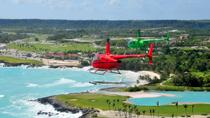 Helicopter Tour from Punta Cana, Punta Cana, Catamaran Cruises