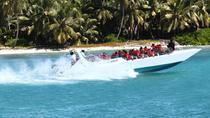Saona Island Catamaran Speedboat Tour, Punta Cana, Jet Boats & Speed Boats