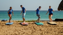 Surfunterricht in Punta Cana, Punta Cana, Surfing Lessons