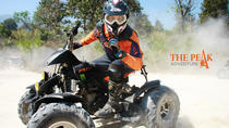 Jungle Excursion ATV Driver, Chiang Mai, 4WD, ATV & Off-Road Tours
