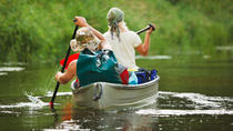 Chena River Canoe Adventure from Fairbanks, Fairbanks, City Tours