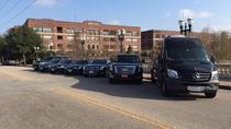 SUV Airport Transfer to Galveston, Houston, Airport & Ground Transfers