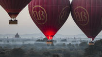 Balloons over Bagan, Bagan