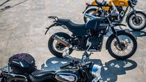 Experience the Sunrise on a Royal Enfield, Chennai, City Tours