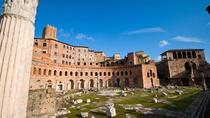 Ancient Rome Archaeological Discovery Tour Including entrance tickets to the Colosseum, Rome,...