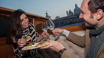 Venice Water Taxi Cruise, Plus Aperitivo, Venice, Food Tours