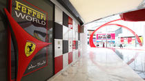 Visit Ferrari World Abu Dhabi From Dubai Included Transfer and Tickets, Dubai, Theme Park Tickets & ...
