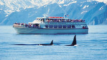 National Park Tour with Fox Island, Seward, Dinner Cruises