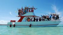 Adventure Combo: Party Boat Cruise & Parasailing, Punta Cana, 4WD, ATV & Off-Road Tours