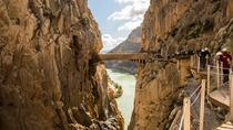 Caminito del Rey Entrance Ticket, Malaga, Attraction Tickets