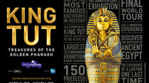 King Tut: Treasures of the Golden Pharaoh at the California Science Center, Los Angeles, Cultural ...