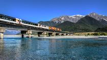 Le train TranzAlpine Alpes du Sud entre Greymouth et Christchurch, Greymouth, Rail Services
